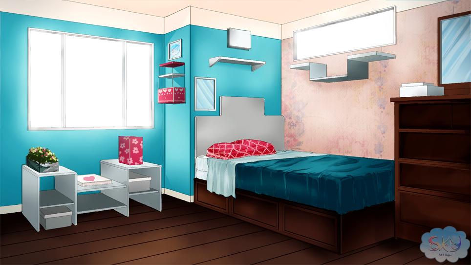 Bedroom1a S K Y Art Amp Designs