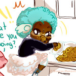 Doddle cookie gift