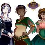 A Troll's Fairy Tale Sprite Cast