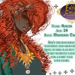 A Troll's Fairy tale main Character