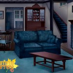 Livingroom Night